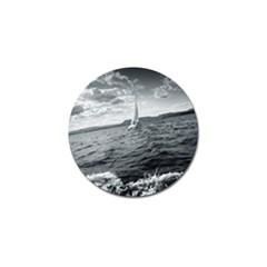 sailing 10 Pack Golf Ball Marker