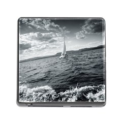 sailing Card Reader with Storage (Square)