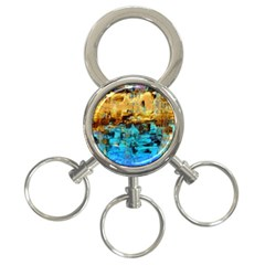Echos Of Silence1a 3-Ring Key Chain