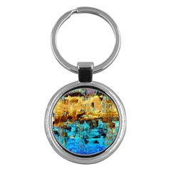 Echos Of Silence1a Key Chain (Round)