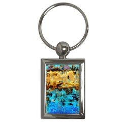 Echos Of Silence1a Key Chain (Rectangle)