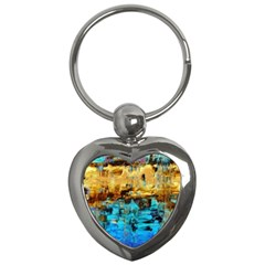Echos Of Silence1a Key Chain (Heart)