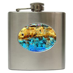Echos Of Silence1a Hip Flask