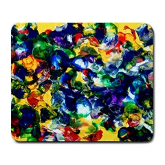 Colors Large Mouse Pad (Rectangle)