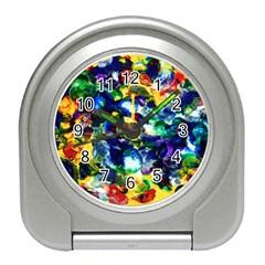 Colors Desk Alarm Clock