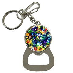 Colors Key Chain with Bottle Opener