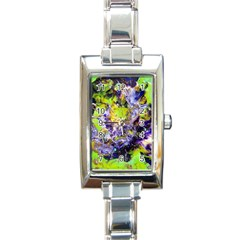 Being Green1a Classic Elegant Ladies Watch (rectangle)
