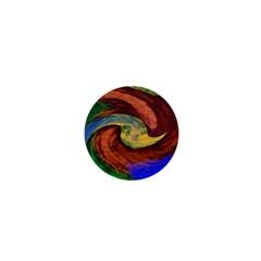 Culture Mix Mini Button (Round)
