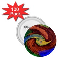 Culture Mix 100 Pack Small Button (round)