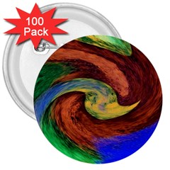 Culture Mix 100 Pack Large Button (round)