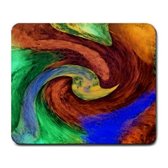 Culture Mix Large Mouse Pad (Rectangle)
