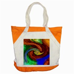 Culture Mix Snap Tote Bag