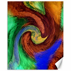 Culture Mix 16  x 20  Unframed Canvas Print