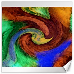 Culture Mix 20  x 20  Unframed Canvas Print