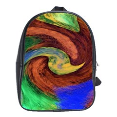 Culture Mix Large School Backpack
