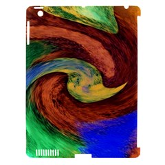 Culture Mix Apple Ipad 3/4 Hardshell Case (compatible With Smart Cover)