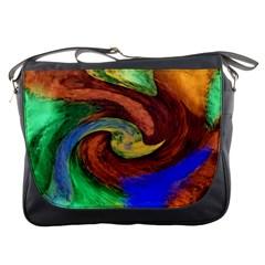Culture Mix Messenger Bag