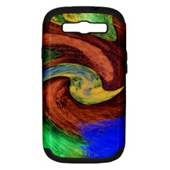 Culture Mix Samsung Galaxy S III Hardshell Case (PC+Silicone)