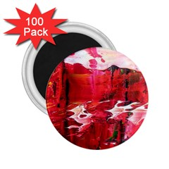 Decisions 100 Pack Regular Magnet (Round)