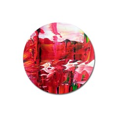Decisions Large Sticker Magnet (Round)