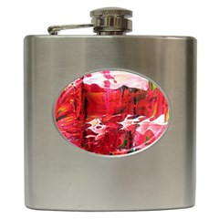 Decisions Hip Flask