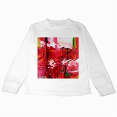 Decisions White Long Sleeve Kids'' T Shirt