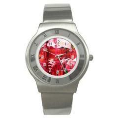 Decisions Stainless Steel Watch (Round)