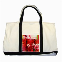 Decisions Two Toned Tote Bag