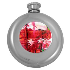 Decisions Hip Flask (Round)