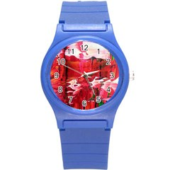 Decisions Round Plastic Sport Watch Small