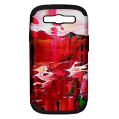 Decisions Samsung Galaxy S III Hardshell Case (PC+Silicone)