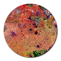 Diversity 8  Mouse Pad (round)