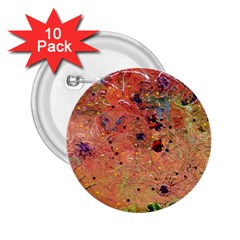 Diversity 10 Pack Regular Button (Round)