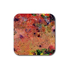 Diversity Rubber Drinks Coaster (Square)