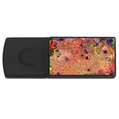 Diversity 1Gb USB Flash Drive (Rectangle)