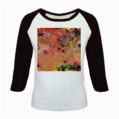Diversity Long Sleeve Raglan Womens'' T-shirt