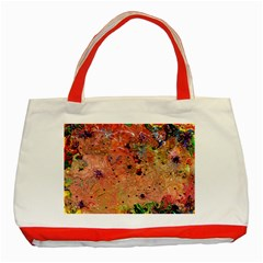 Diversity Red Tote Bag