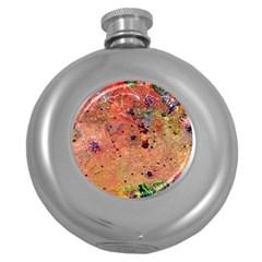 Diversity Hip Flask (round)
