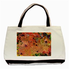 Diversity Twin-sided Black Tote Bag
