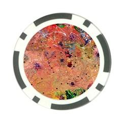 Diversity 10 Pack Poker Chip