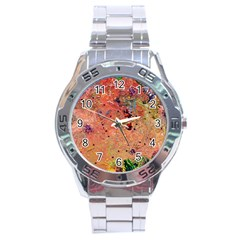 Diversity Stainless Steel Analogue Watch (Round)