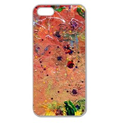 Diversity Apple Seamless iPhone 5 Case (Clear)