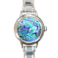 Easy Listening Classic Elegant Ladies Watch (Round)