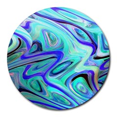 Easy Listening 8  Mouse Pad (Round)