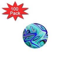 Easy Listening 100 Pack Mini Button (round)