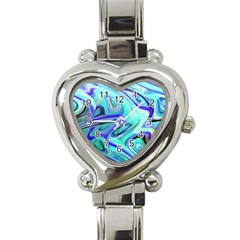 Easy Listening Classic Elegant Ladies Watch (heart)