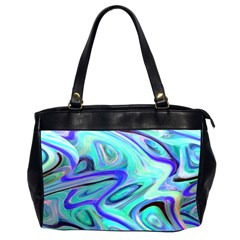 Easy Listening Twin-sided Oversized Handbag