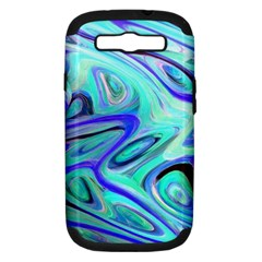 Easy Listening Samsung Galaxy S Iii Hardshell Case (pc+silicone)
