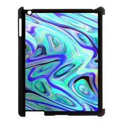 Easy Listening Apple iPad 3/4 Case (Black)