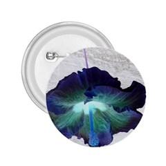 Exotic Hybiscus   Regular Button (round)